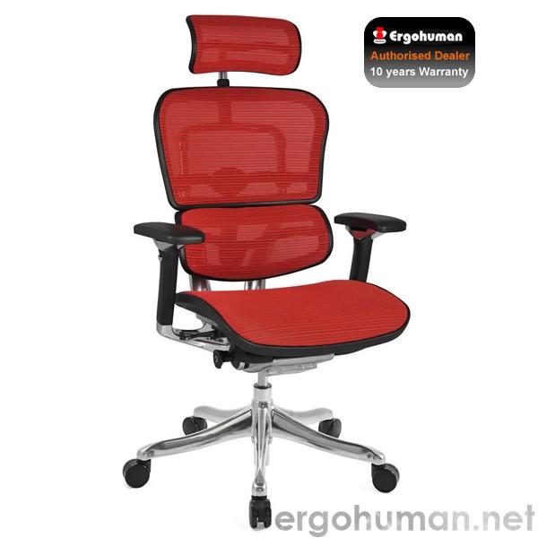 Ergohuman Plus Luxury Office Chair